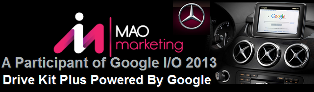 Mercedes-Benz & Google: A Collaboration.