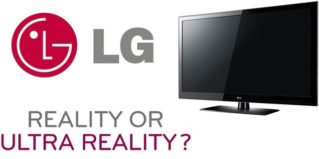 LG HDTV does it again!
